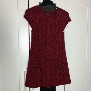 Style & Co Sweater Dress Petite M